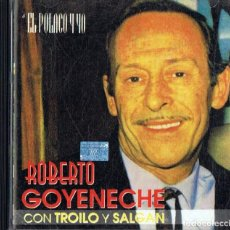 CDs de Música: ROBERTO GOYENECHE ¨EL POLACO Y YO¨. Lote 233903580
