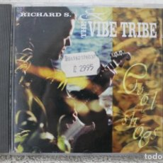 CDs de Música: CD RICHARD S. & THE VIBE TRIBE COOL SHOES. Lote 233917710