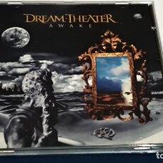 CDs de Música: CD ( DREAM THEATER - AWAKE ) 1994 EASTWEST RECORDS AMERICA - ROCK. Lote 233936960