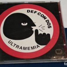 CDs de Música: CD ( DEF CON DOS - ULTRAMEMIA ) 1996 DRO - HIP HOP, NU METAL, PUNK. Lote 233945915