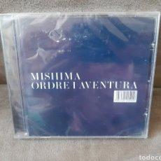 CDs de Música: CD MISHIMA, ODRE I AVENTURA. 2.010. (PRECINTADO). Lote 233993930
