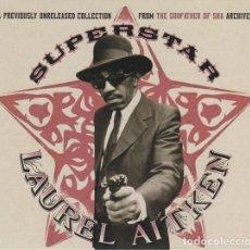 CDs de Música: LAUREL AITKEN - SUPERSTAR. Lote 248434230