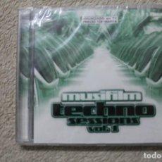 CDs de Música: CD TECHNO SESSIONS VOL 1 DARIO NUÑEZ NACHO SERRANO PRECINTADO. Lote 234053435