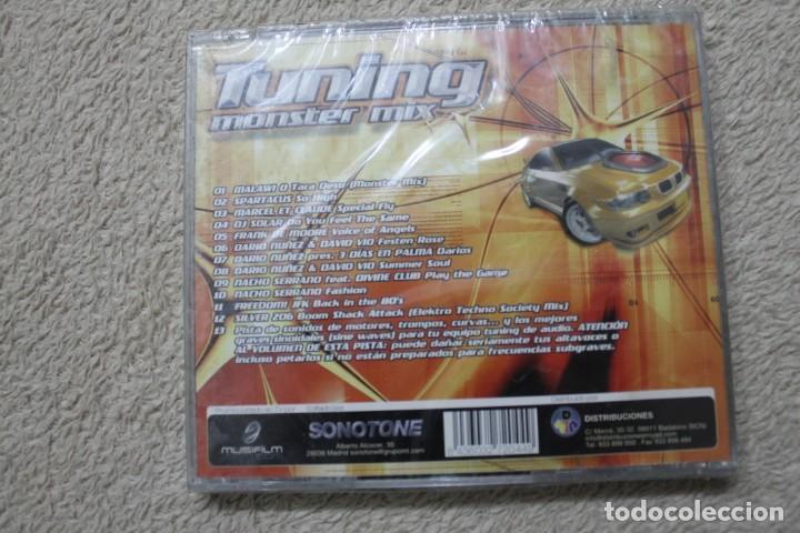 CDs de Música: CD TECHNO SESSIONS VOL 1 DARIO NUÑEZ NACHO SERRANO PRECINTADO - Foto 2 - 234053435