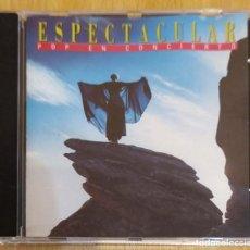 CDs de Música: ORQUESTA SINFONICA DE TENERIFE (ESPECTACULAR POP EN CONCIERTO) CD 1991 - MECANO - SERRAT - BOSÉ..... Lote 172945513