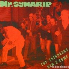 CDs de Música: MR. SYMARIP - THE SKINHEADS DEM A COME. Lote 234056160