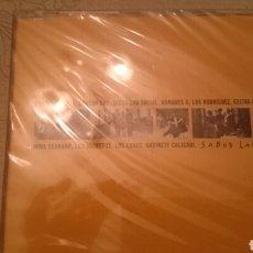 CDs de Música: CD SABOR LATINO PUBLICIDAD DE DUCADOS, DANZA INVISIBLE, DUNCAN DHU, SEGURIDAD SOCIAL, HOMBRES G..... Lote 234058075