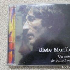 CDs de Música: CD SIETE MUELLES UN SUEÑO DE CONSOLACION. Lote 234098840