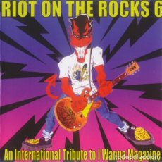 CDs de Música: RIOT ON THE ROCKS - VOL. 6. Lote 252324770