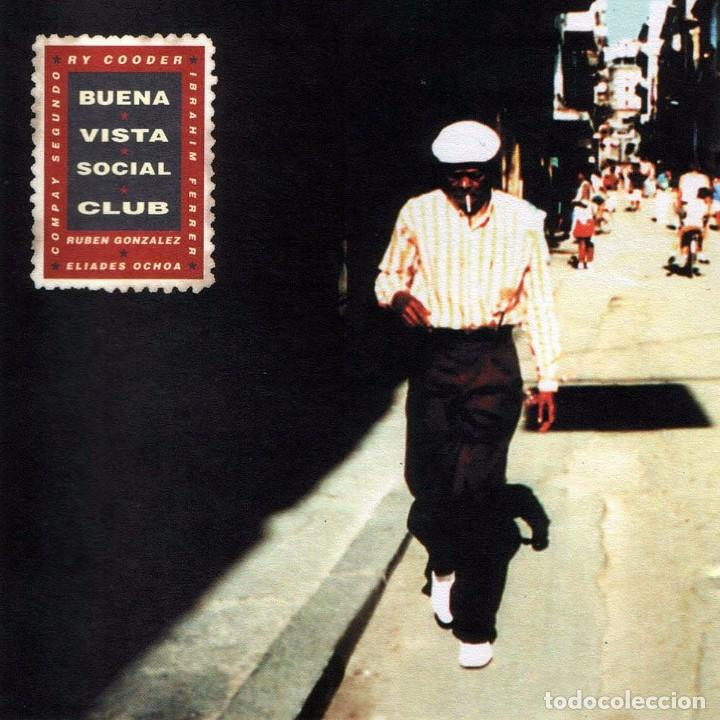 BUENA VISTA SOCIAL CLUB (CD) (Música - CD's Latina)