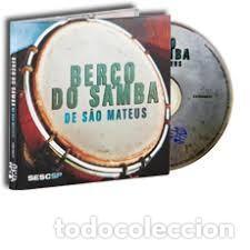 CDs de Música: BERÇO DO SAMBA de Sao Mateus (CD DIGIPACK) - Foto 4 - 234344640
