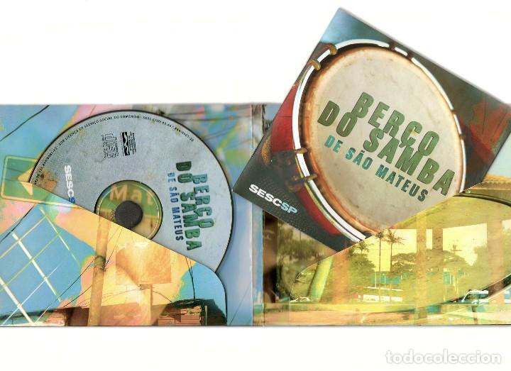 CDs de Música: BERÇO DO SAMBA de Sao Mateus (CD DIGIPACK) - Foto 3 - 234344640