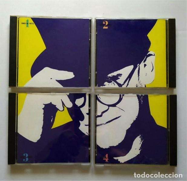 ELTON JOHN. TO BE CONTINUED. 4 CD´S (Música - CD's Pop)