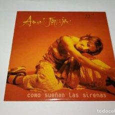CDs de Música: 0121- ANA TORROJA COMO SUEÑAN LAS SIRENAS SINGLE PROMO CD ( DISCO ESTADO NORMAL ). Lote 234374465