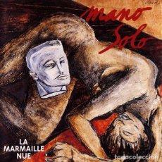 CDs de Música: MANU SOLO - LA MARMAILLE NUE (CD). Lote 234398375