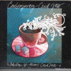 CDs de Música: JAZZ CONTEMPORÁNEO EN LA REPÚBLICA CHECA 2 CD. Lote 234401335