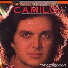 CDs de Música: CAMILO SESTO - 14 NÚMEROS UNO - CD- ARIOLA 1986 - ULTRA RARO EN CD - ESPECIAL COLECCIONISTAS. Lote 234414235