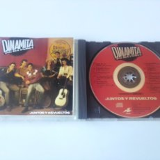 CD de Música: DINAMITA PA LOS POLLOS CD JUNTOS Y REVUELTOS 1992 MUY RARO DESCATALOGADO. Lote 273446243