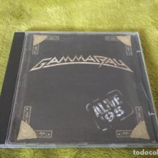 CDs de Música: GAMMA RAY – ALIVE '95 NOISE RECORDS FRANCE. Lote 234477545