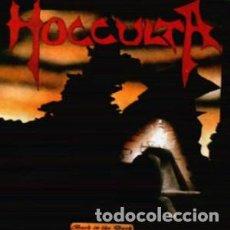 CDs de Música: HOCCULTA - BACK IN THE DARK. Lote 264188552