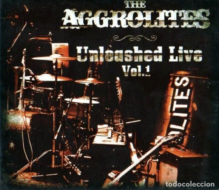THE AGGROLITES - UNLEASHED LIVE VOL.1 (Música - CD's Reggae)