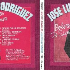 CDs de Música: JOSE LUIS RODRÍGUEZ - BOLEROS DE SIEMPRE. Lote 234533095