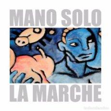 CDs de Música: MANU SOLO - LA MARCHE (CD DIGIPACK). Lote 234548580