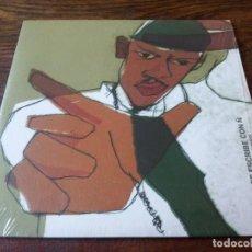 CDs de Música: VARIOS - HIP HOP SE ESCRIBE CON Ñ - CD LP 15 TEMAS SINEDIN MUSIC AÑO 1999 CARTON ROCK DE LUX. Lote 234564260