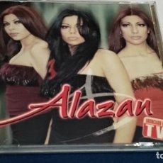 CDs de Música: CD( ALAZAN ALCANZARAS LA LUNA CD ALBUM CONTIENE 12 TEMAS LOS CHUNGUITOS ) 2000 AR - RUMBAS. Lote 234594020