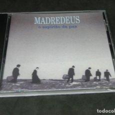 CD de Música: MADREDEUS - O ESPÍRITO DA PAZ - 1994 - CD. Lote 234595840