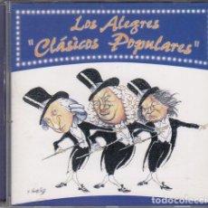 CDs de Música: CLASICOS POPULARES - LOS ALEGRES POPULARES - ORQUESTA SINFONICA Y CORO DE RTVE - CD. Lote 234671570