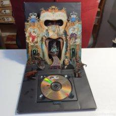 CDs de Música: MICHAEL JACKSON - DANGEROUS, COLLECTOR'S EDITION - FIRST PRINTIG, CAJA CON DESPLEGABLE TROQUELADO.. Lote 234675450