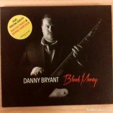 "CDs de Música: DANNY BRYANT ""BLOOD MONEY"" JAZZHAUS RECORDS 2016 USA. Lote 234680835"