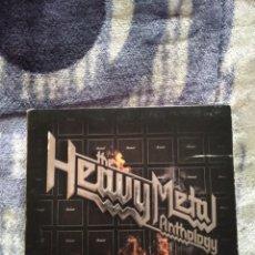 """CDs de Música: HEAVY METAL ANTHOLOGY. """" VARIOS """". 3 CD,S . FALTA UNO, EN SU LUGAR HAY UNO DE BRYAN ADAMS.. Lote 234745670"""