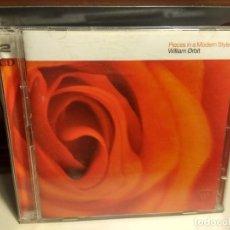 CDs de Música: DOBLE CD DE WILLIAM ORBIT : PIECES IN A MODERN STYLE (JOHN CAGE, SATIE, VIVALDI ETC. Lote 234774725