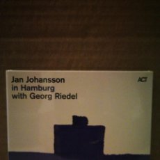 CD de Música: JAN JOHANSSON IN HAMBURG. Lote 234777600