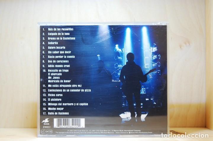 CDs de Música: ARIEL ROT - EN VIVO MUCHO MEJOR - CD - - Foto 2 - 234785880