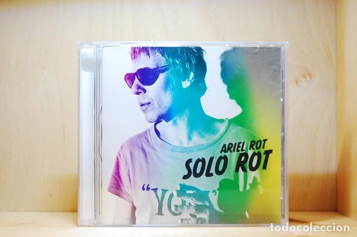 ARIEL ROT - SOLO ROT - CD - (Música - CD's Rock)