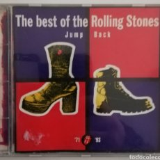 CDs de Música: THE ROLLING STONES - JUMP BACK 71-93 (CD 1993). Lote 234830150
