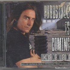CDs de Música: HARDSTYLE IS COMING - VICENTE ONE MORE TIME / CD ALBUM DEL 2006 / MUY BUEN ESTADO RF-8893. Lote 234869315