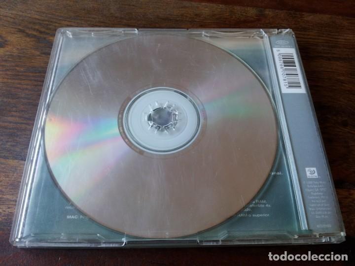 CDs de Música: rosario - jugar a la locura - cd single 2 temas - sony 1999 - Foto 2 - 234902355