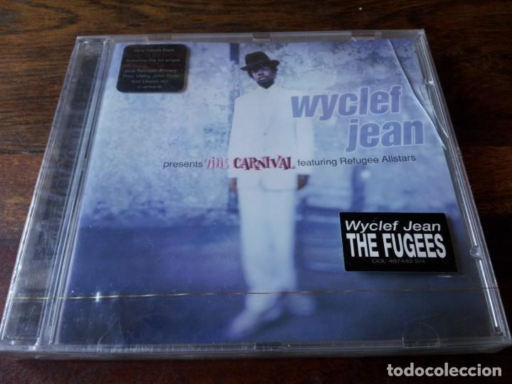 WYCLEF JEAN ( THE FUGEES ) - THE CARNIVAL - CD LP 24 TEMAS - SONY MUSIC 1997 (Música - CD's Disco y Dance)