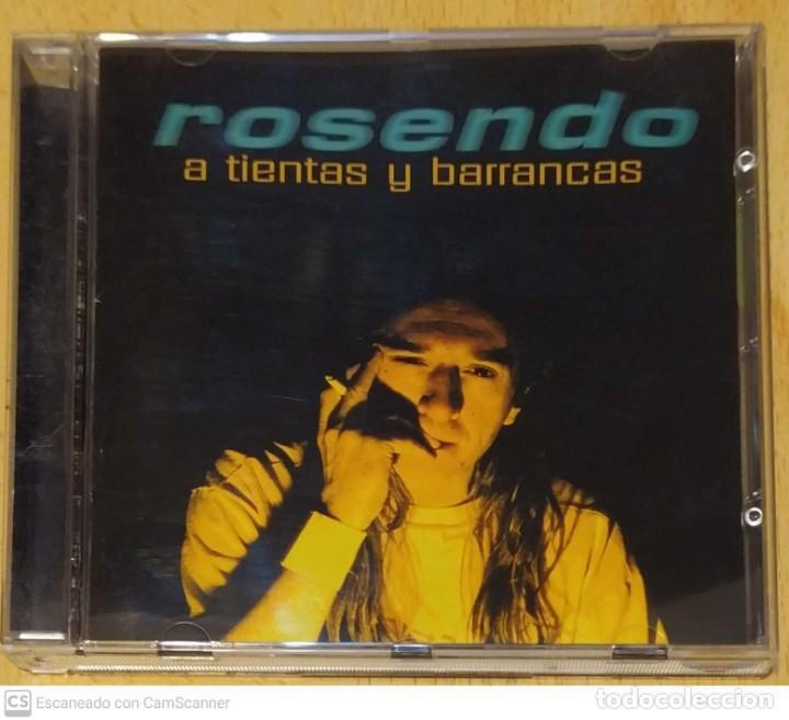 ROSENDO (A TIENTAS Y BARRANCAS) CD 1998 (Música - CD's Rock)