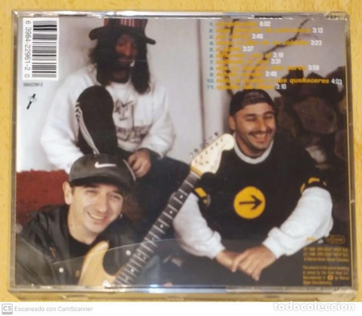 CDs de Música: ROSENDO (A TIENTAS Y BARRANCAS) CD 1998 - Foto 2 - 234905310