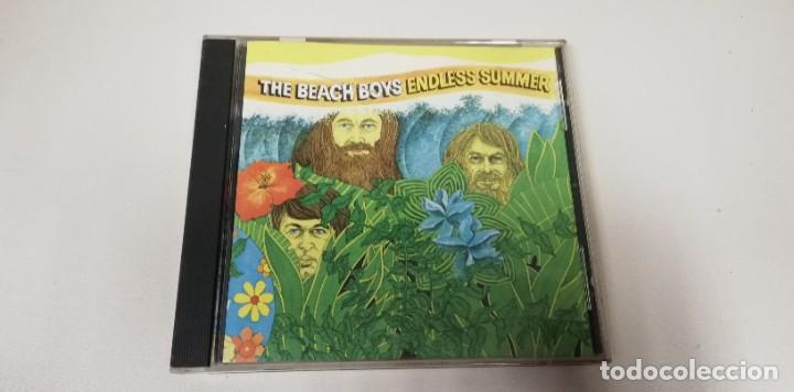 C4- THE BEACH BOYS ENDELESS SUMMER -CD (Música - CD's Otros Estilos)