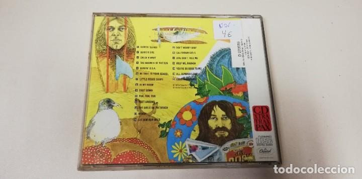 CDs de Música: C4- THE BEACH BOYS ENDELESS SUMMER -CD - Foto 2 - 234906125