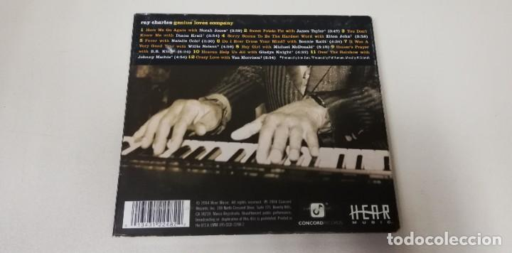 CDs de Música: C4- RAY CHARLES GENIUS LOVES COMPANY -CD - Foto 2 - 234907750
