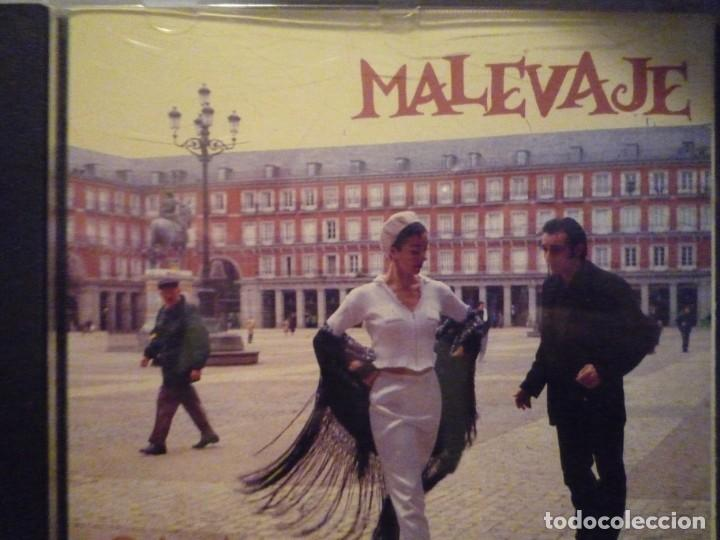 MALEVAJE-PLAZA MAYOR-CD (Música - CD's Latina)