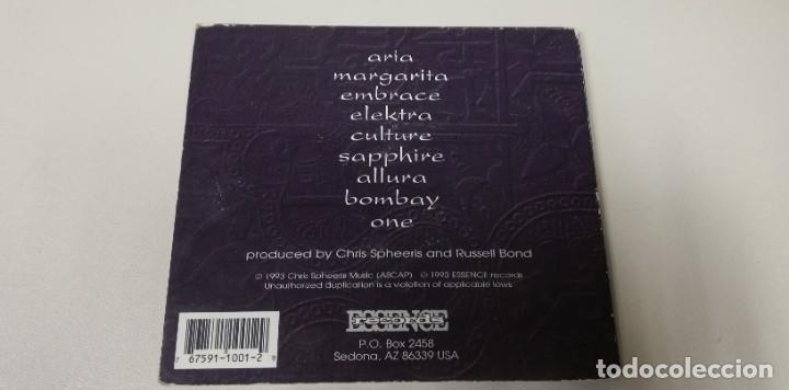 CDs de Música: C4- CHRIS SPHEERIS CULTURE - CD - Foto 2 - 234930015