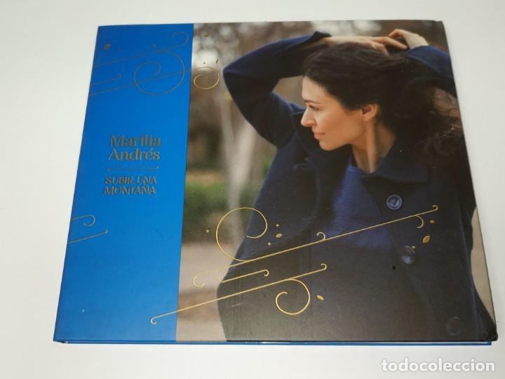 0121- MARILIA ANDRES SUBIR UNA MONTAÑA CD ( DISCO ESTADO NUEVO) (Música - CD's Otros Estilos)
